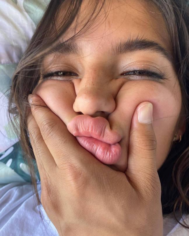 Isabela Merced Beautiful
