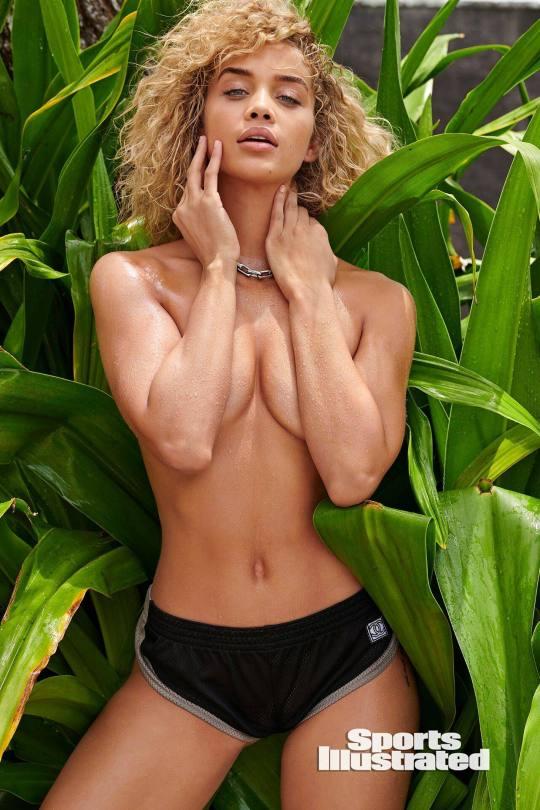 Jasmine Sanders Hot Si Photos