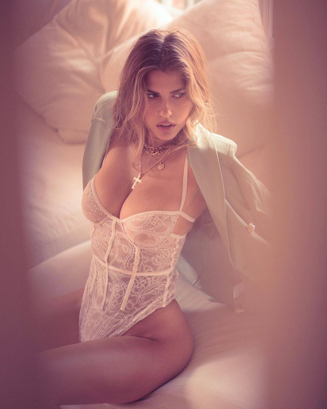 Kara Del Toro Beautiful Lingerie