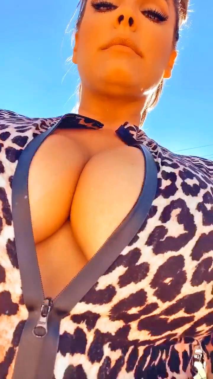Kelly Brook Huge Breasts