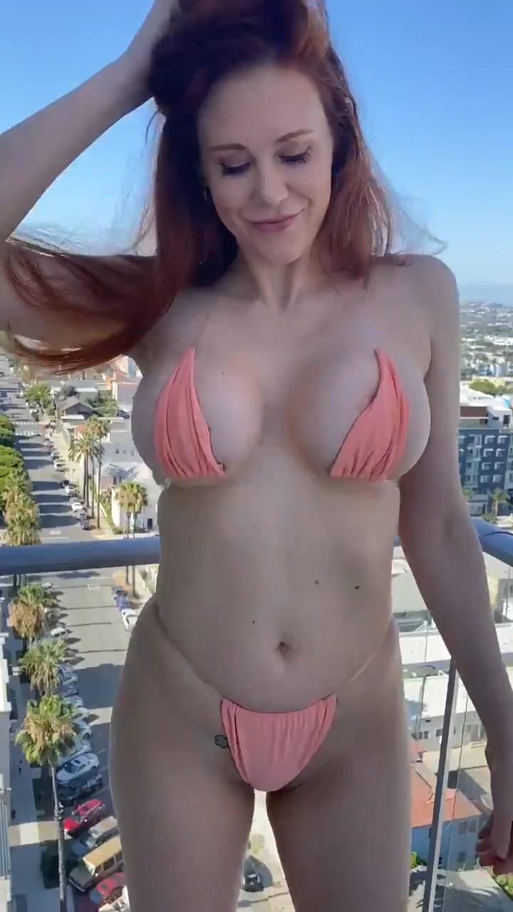 Maitland Ward Topless Boobies