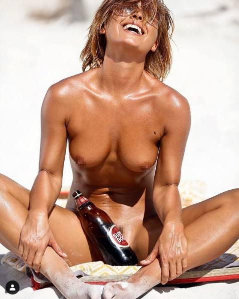Marisa Papen Naked Boobs