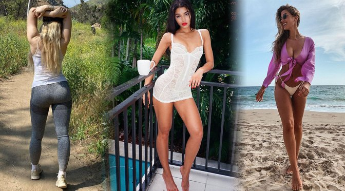 Yovanna Ventura's Sexy Body and Other Celebrities in a Weekly Instagram/Twitter Roundup