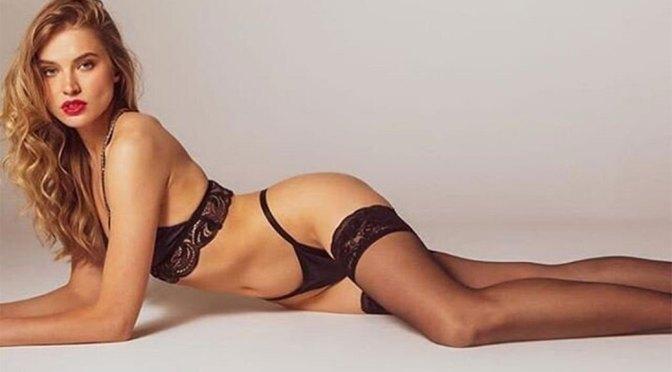 Tanya Mityushina – Beautiful Body in Sexy Lingerie Photoshoot