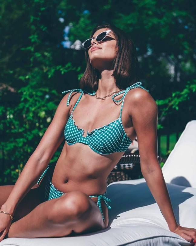 Taylor Marie Hill Beautiful Body In Bikini