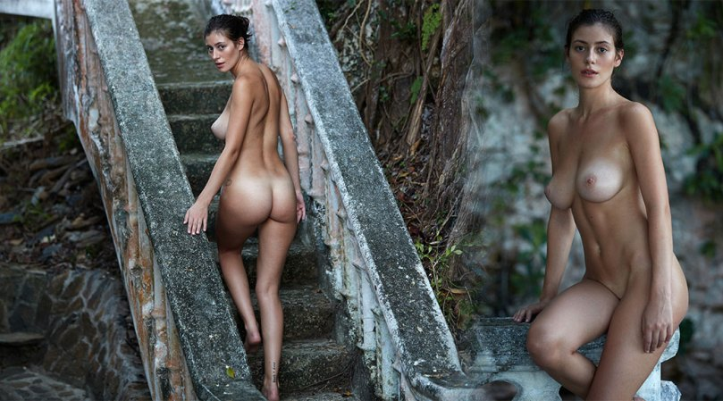 Alejandra Guilmant Perfect Boobs And Ass