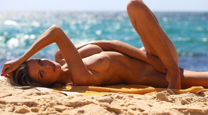 Alina Boyko Naked For Playboy