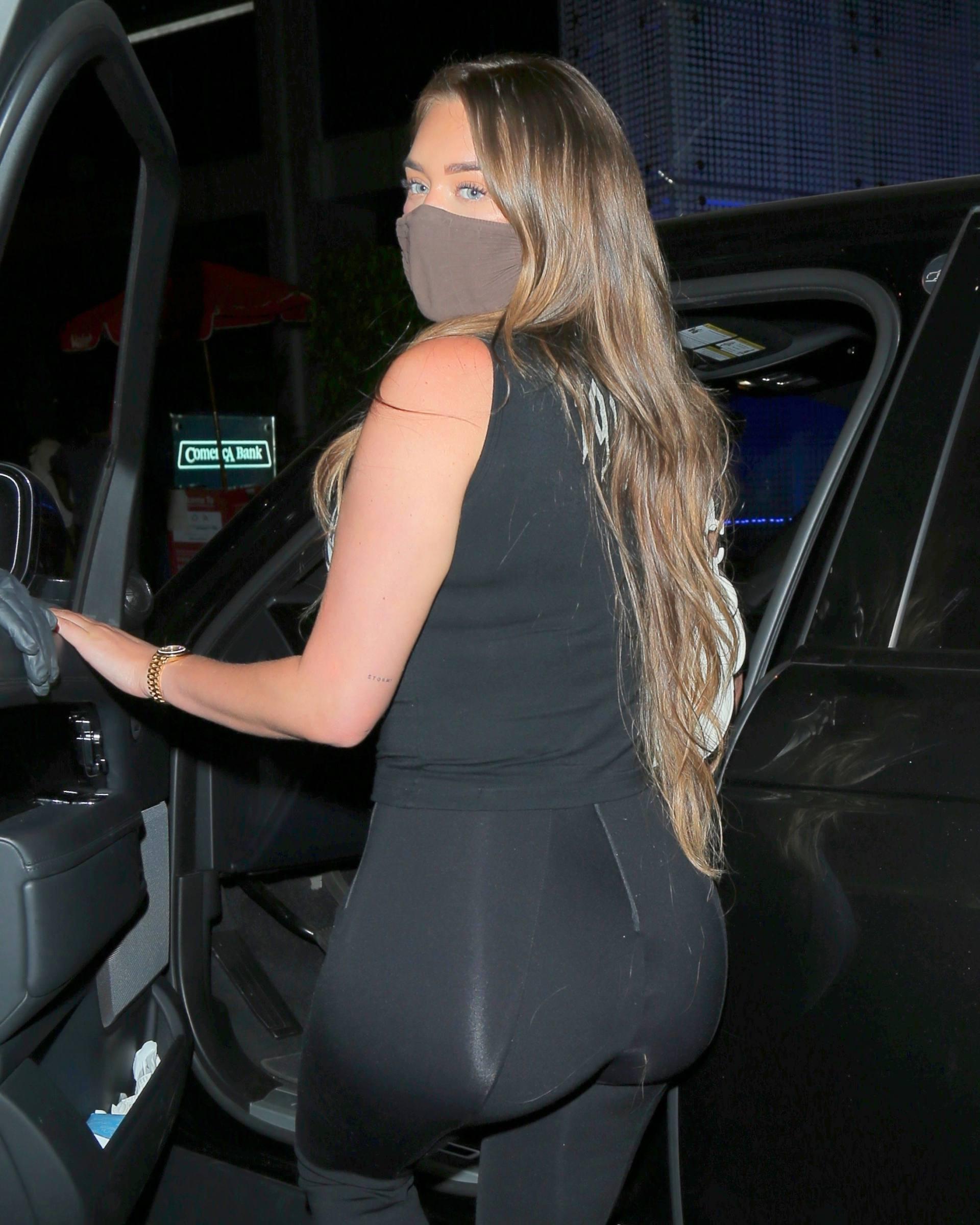 Anastasia Karanikolaou Sexy