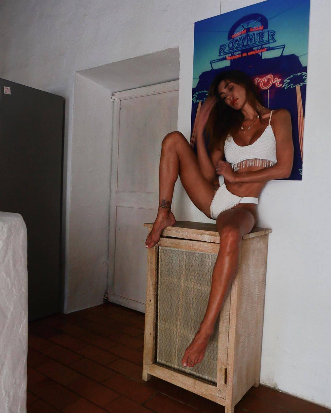 Belen Rodriguez Sexy In Bikini