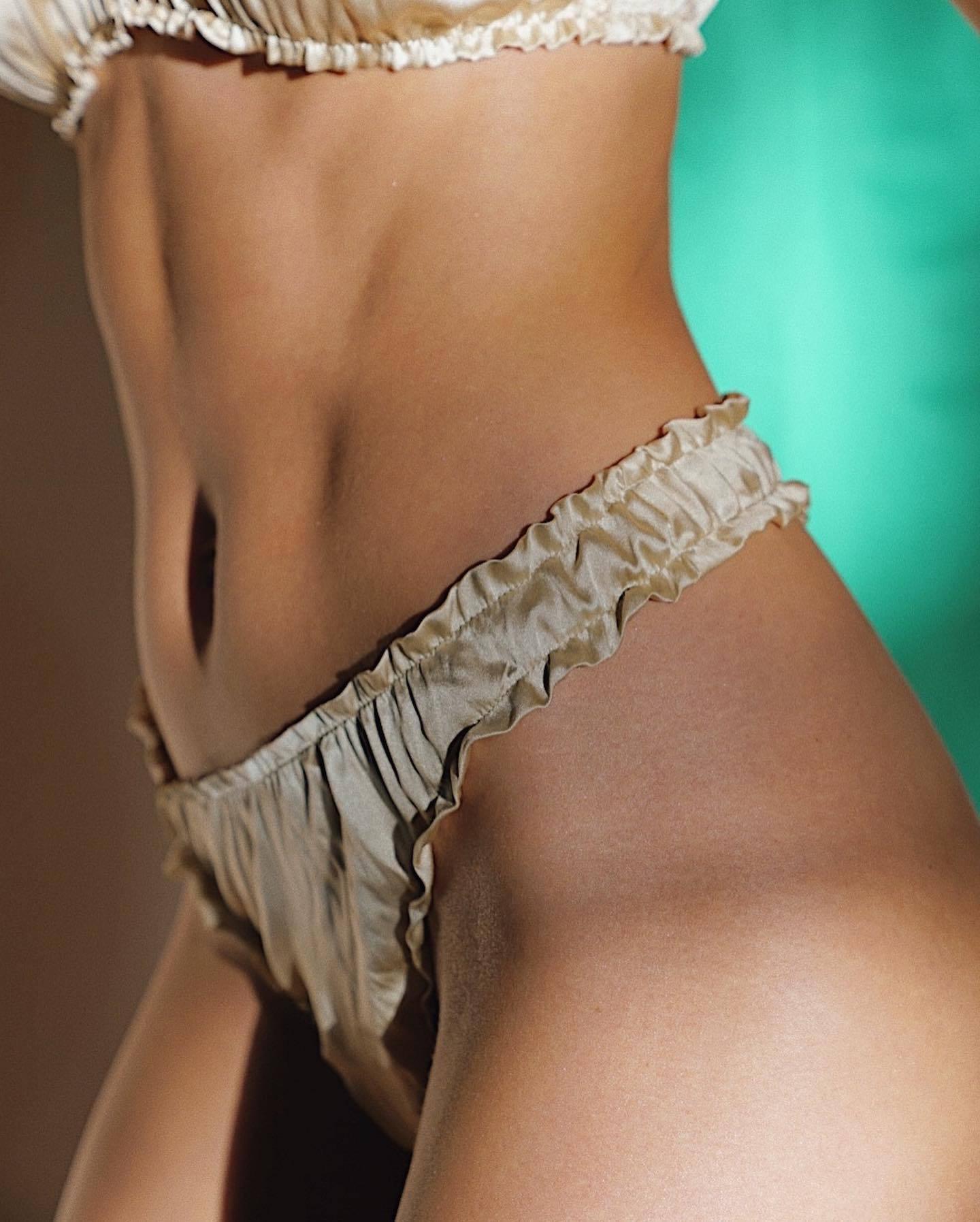 Christa B. Allen Sexy Panties