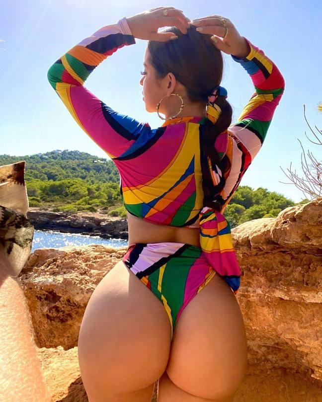 Demi Rose Mawby Fantastic Ass