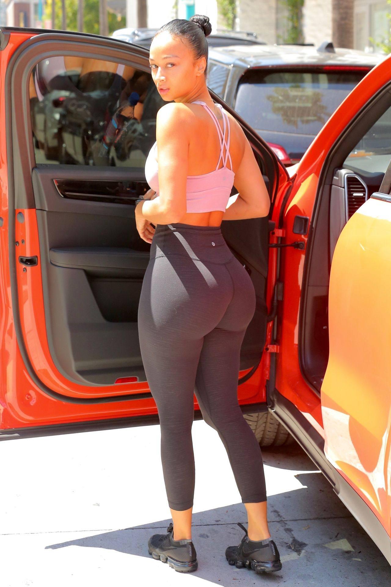 Draya Michele Sexy Big Ass