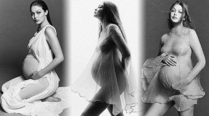 Gigi Hadid – Beautiful in Photoshoot by Luigi and Lango
