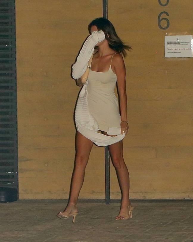 Kendall Jenner Beautiful Legs