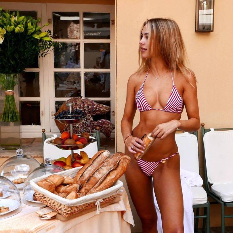 Kimberley Garner Hot In Tiny Bikini