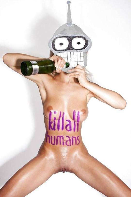 Olga Kobzar Full Frontal Nudity