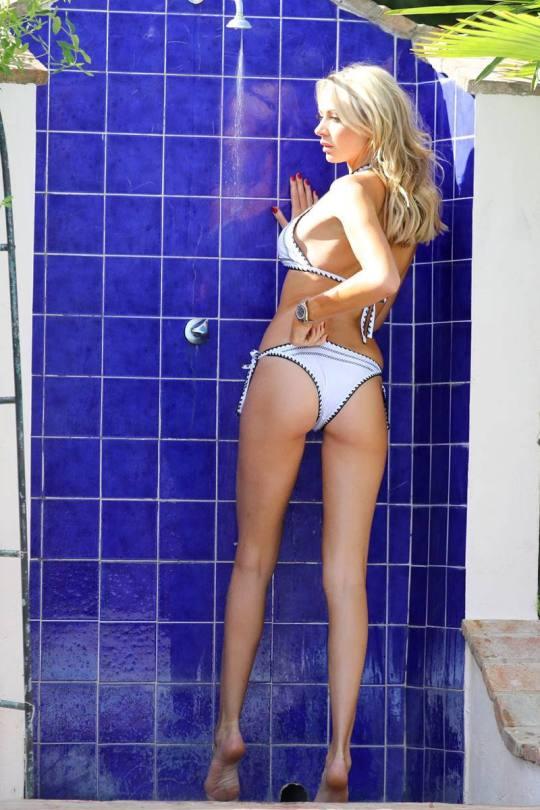 Olivia Attwood Sexy In Bikini
