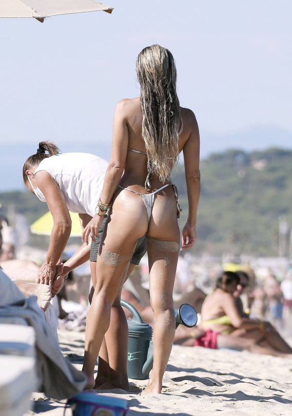 Sylvie Meis Perfect Ass