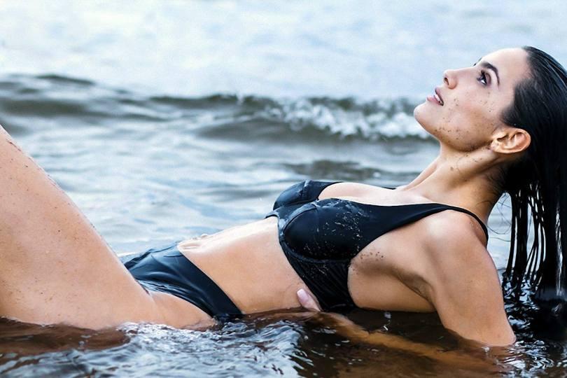 Tao Wichrath In Bikini
