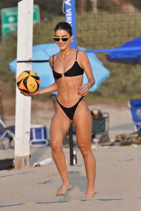 Camila Coelho Beautiful In Bikini
