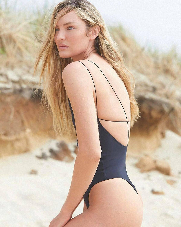 Candice Swanepoel Sexy Swimwear
