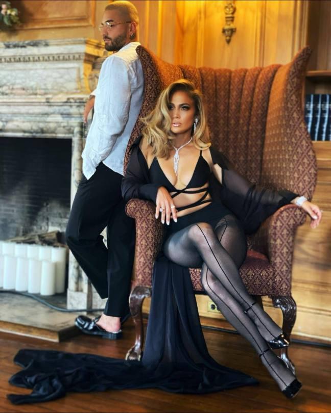 Jennifer Lopez Hot Boobs