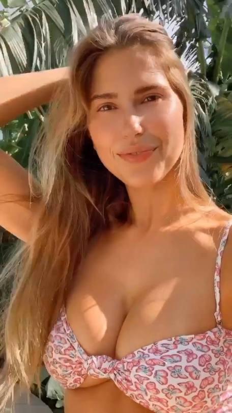 Kara Del Toro Perfect Breasts
