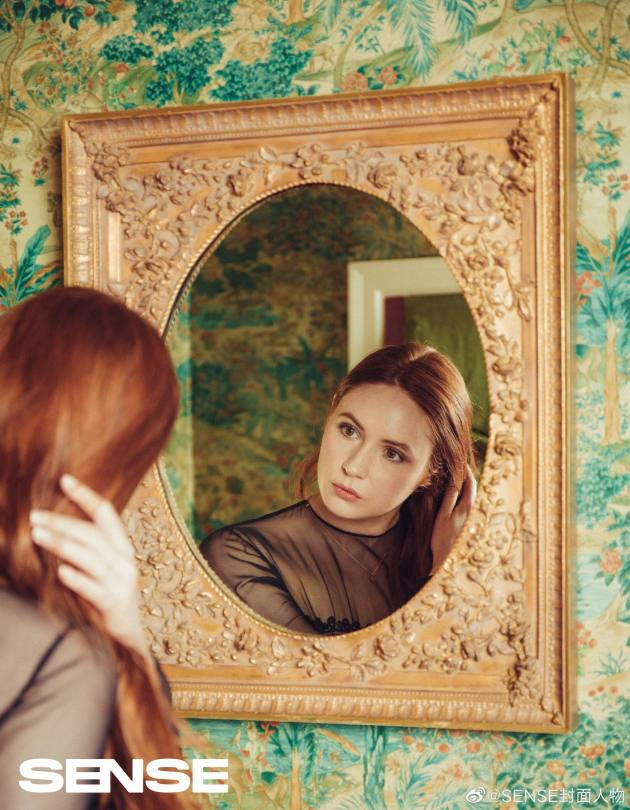 Karen Gillian Beautiful