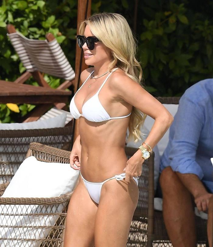 Sylvie Meis In Sexy Bikini