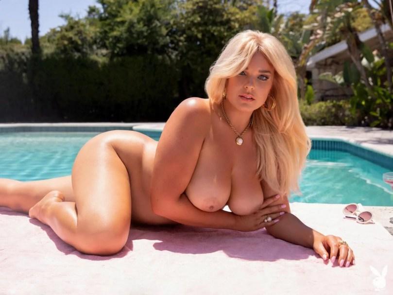 Ali Chanel Topless