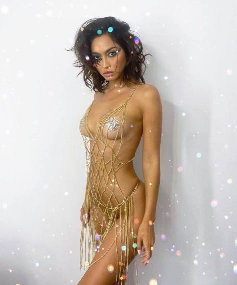 Ambra Gutierrez Topless