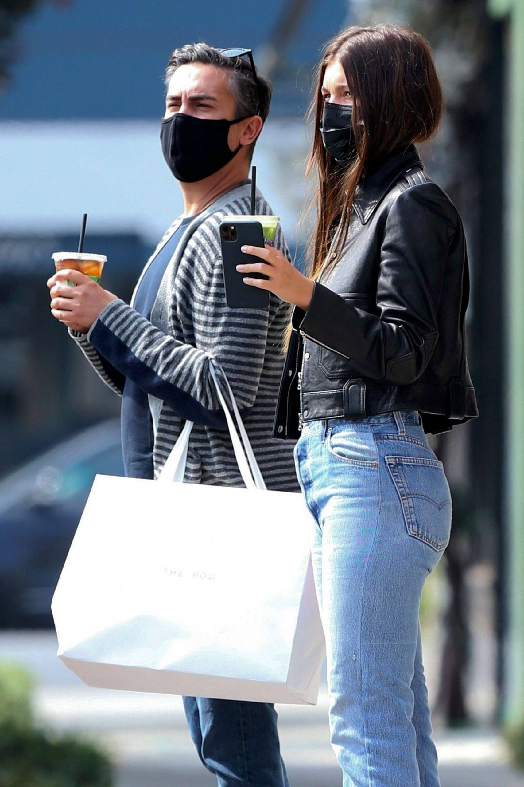 Camila Morrone In Tight Jeans