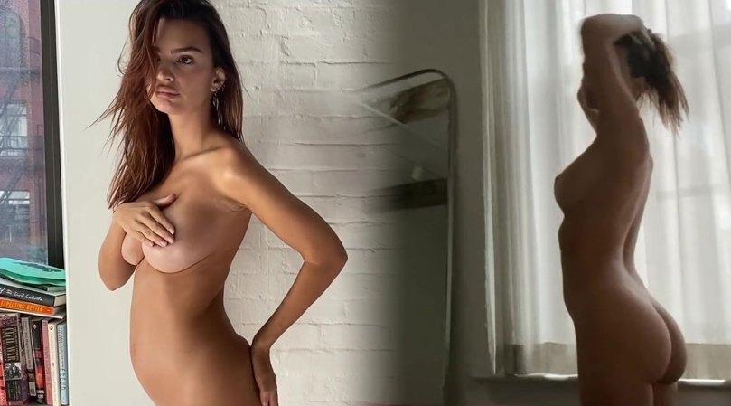 Emily Ratajkowski Fully Naked