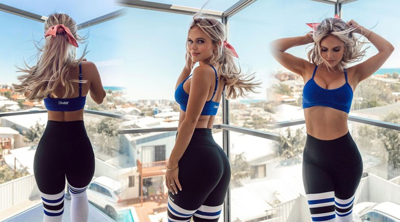 Hilde Osland Sexy Ass And Tits