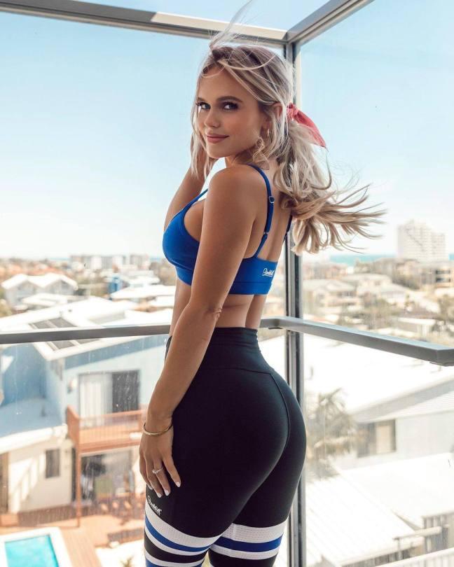 Hilde Osland Sexy Big Ass