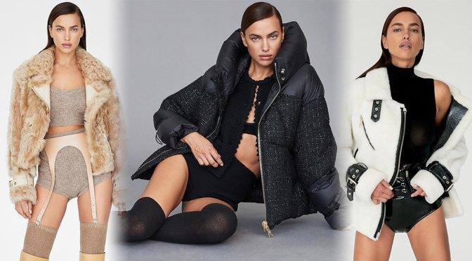 Irina Shayk – Beautiful in Sexy Photoshoot by Nicole Benisti