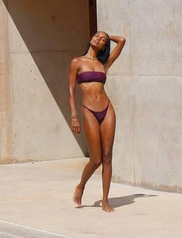 Jasmine Tookes Sexy Body