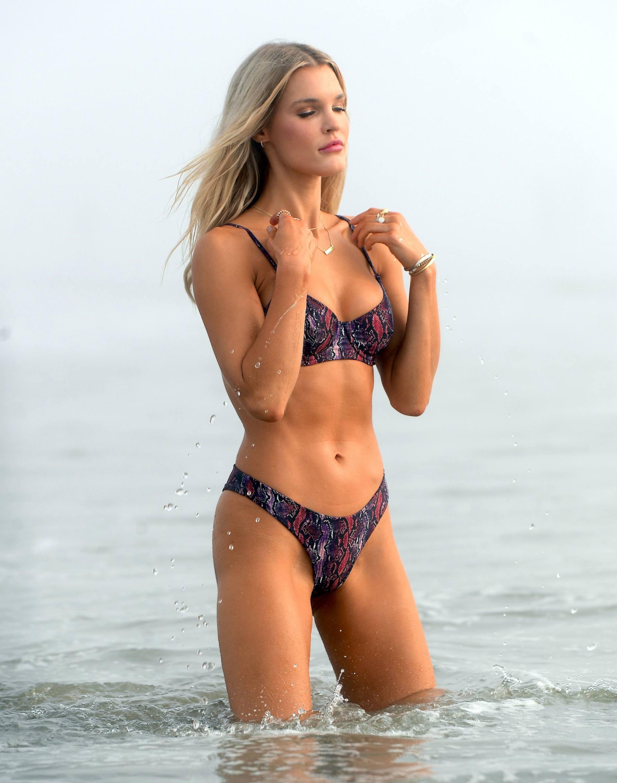 Joy Corrigan Beautiful In Bikini