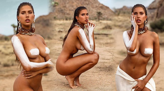 Kara Del Toro Perfect Naked Body