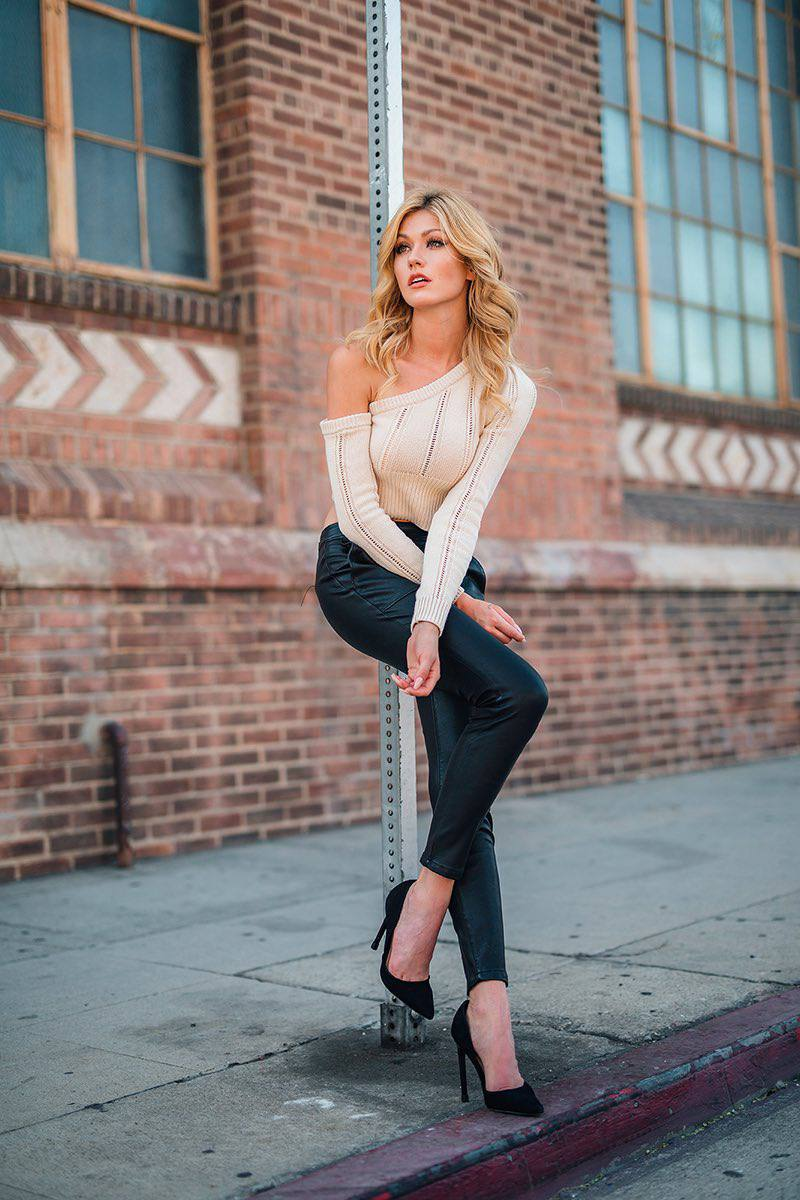 Katherine Mcnamara Beautiful Photoshoot
