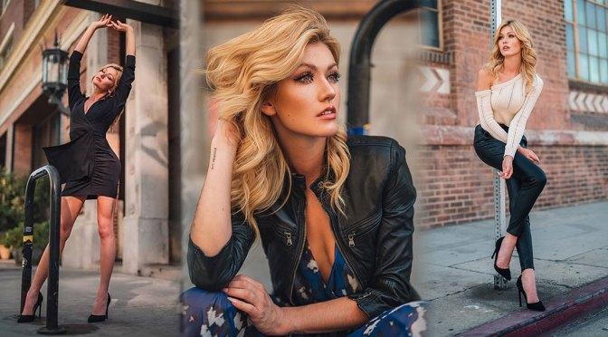 Katherine McNamara – Beautiful in Sexy Photoshoot by Amanda Pelkins