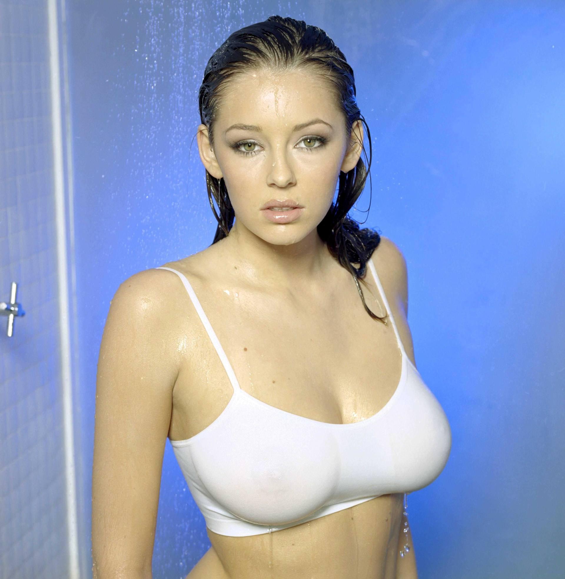Keeley Hazell Topless