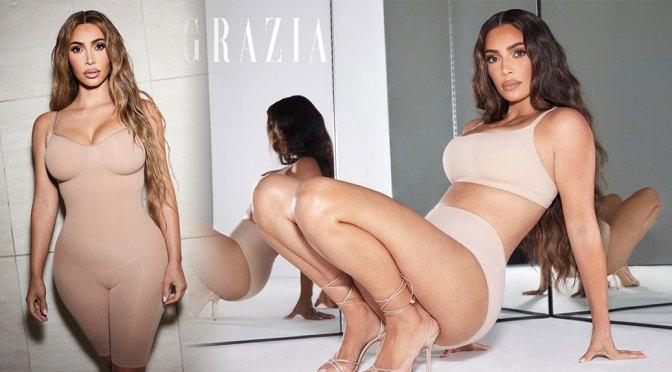 Kim Kardashian Hot Curves
