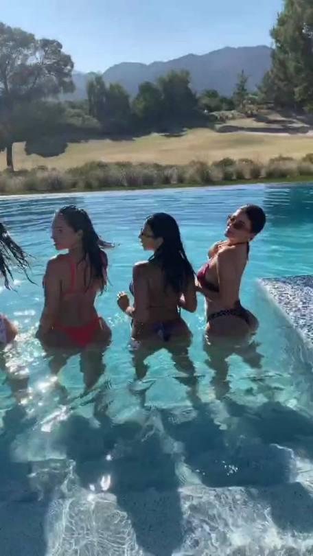 Kylie Jenner Beautiful Body