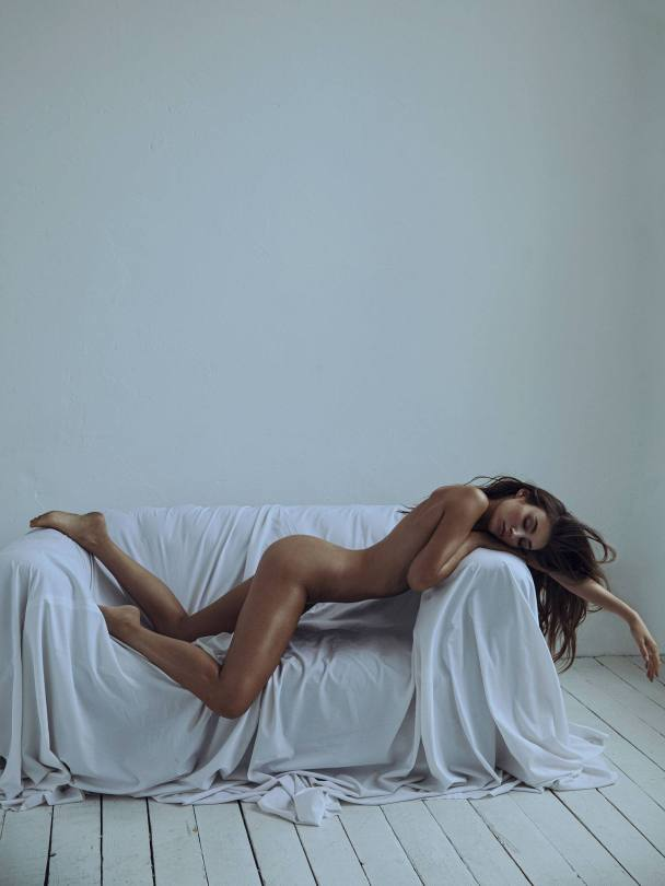 Lorena Rae Naked Photoshoot