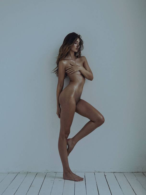 Lorena Rae Naked Photoshoot