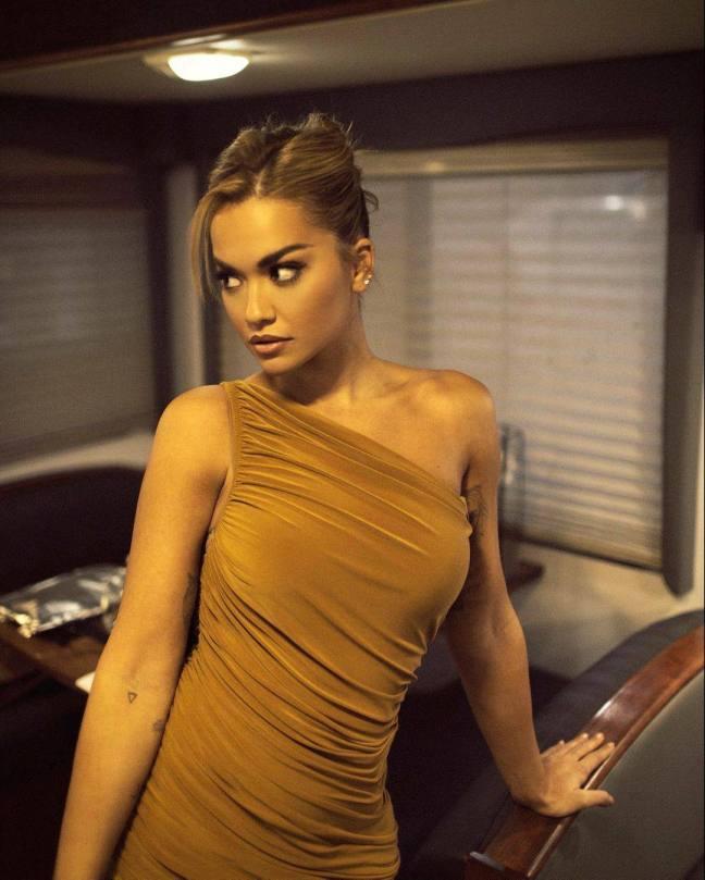 Rita Ora Beautiful Portrait