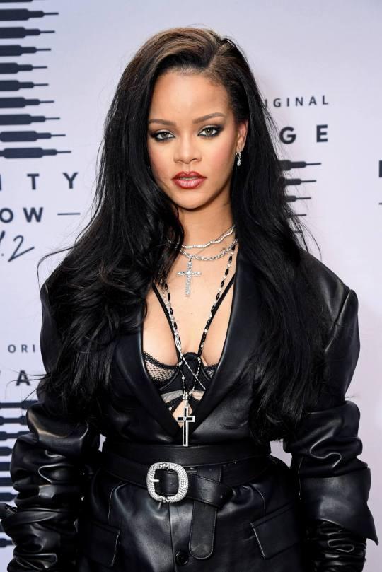 Rihanna Hot Lingerie