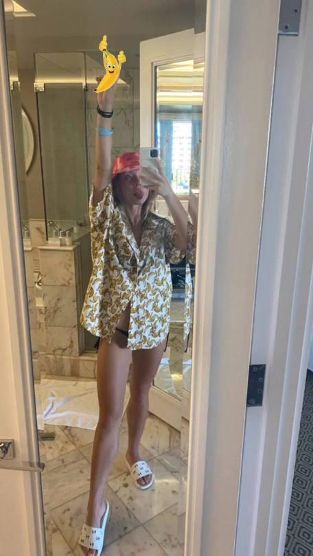 Sydney Sweeney Sexy Selfie
