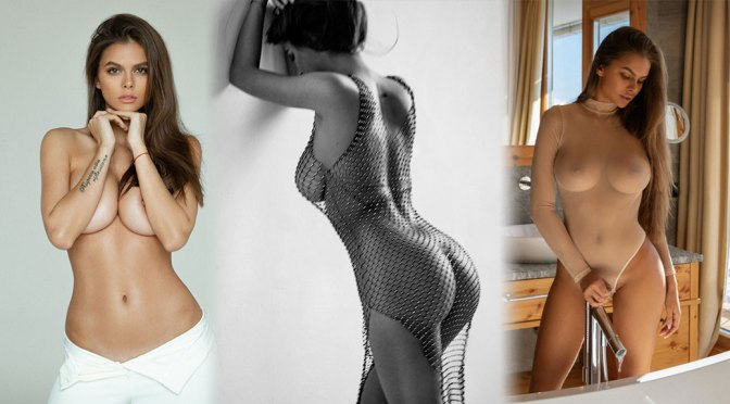 Viki Odintcova Fantastic Boobs And Ass